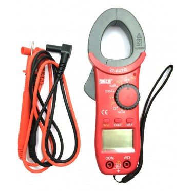 Meco 27 AUTO Digital Clampmeter