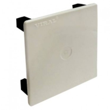 Adaption Plate for Digital Meter 48mmX48mm Plain
