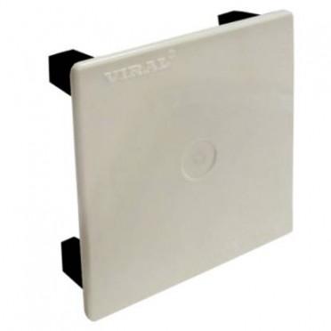 Adaption Plate for Digital Meter 96mmX96mm Plain