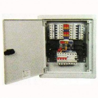 C&S 12 Way Double Door VTPN Disribution Board