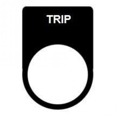 Legend Plate TRIP