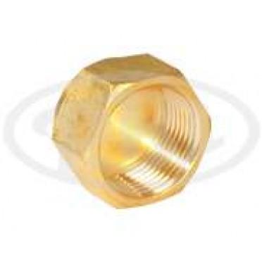 Brass Pipe Fitting Hex Dead Nut BSP