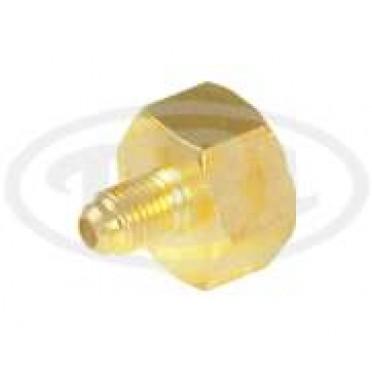 Brass SAE 45° Flare Fitting Cylinder Adaptor