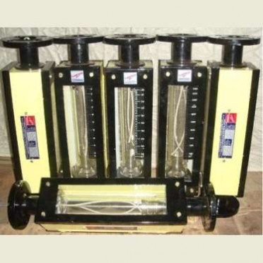 Flowtech Rotameter Glass Tube (15-150LPH, PP, DN15)