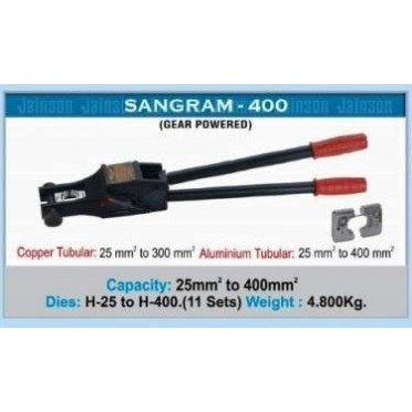 Jainson Crimping Tool SANGRAM-400