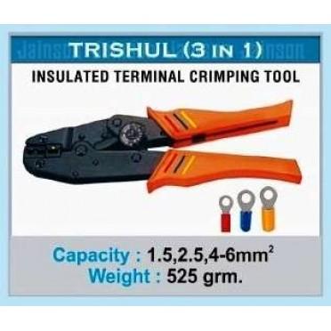 Jainson Crimping Tool TRISHUL 3 IN 1