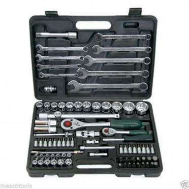 Force Tool Kit 4821 Surface Driver Socket Set