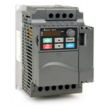 Delta AC Drive 460V 0.5HP E-Series