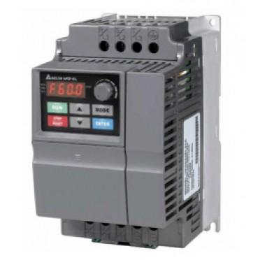 Delta AC Drive 460V 0.5HP EL-Series