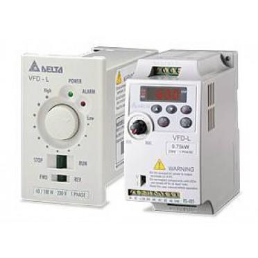 Delta AC Drive 230V 0.05HP