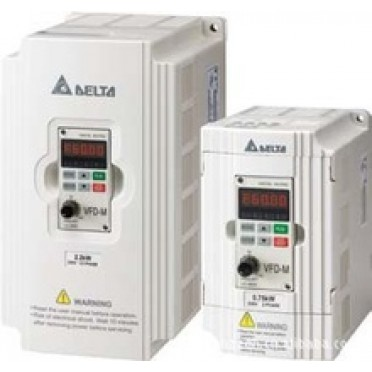 Delta AC Drive 230V 0.5HP M-Series