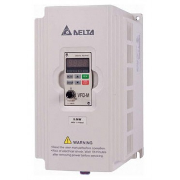 Delta AC Drive 460V 10HP M-Series