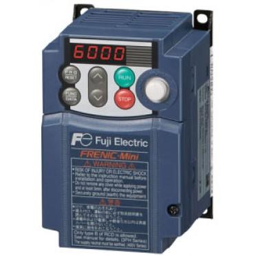 Fuji VFD 0.4kW 200V 3 Phase FRN0004C2S-2A