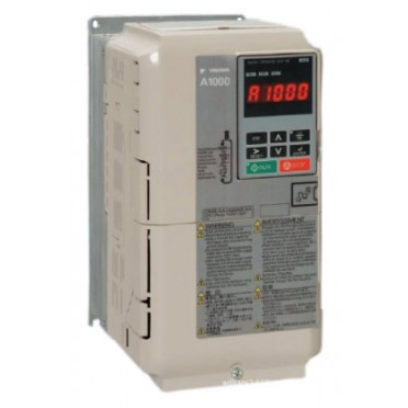 Yaskawa VFD A1000 AC Drive 0.75kW For Crane Control