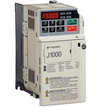 Yaskawa VFD J1000 AC Drive 2.2kW (HD) / 3.0kW (ND)