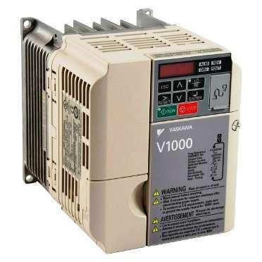 Yaskawa VFD V1000 AC Drive 2.2kW (HD) / 3.0kW (ND)