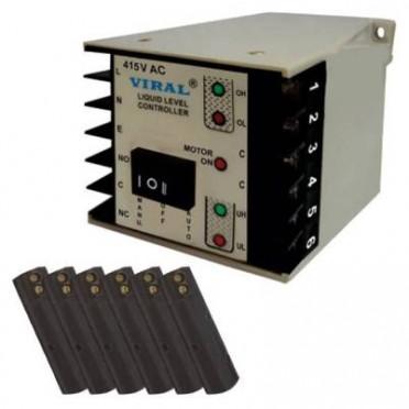 Liquid Level Controller ( With 6 Sensor) VLLC-2