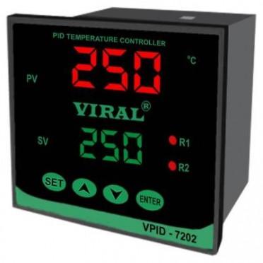Universal Temperature Controller VPID-7202 (PID Type)