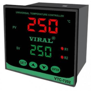 Temperature Controller VTC-7202 (Economy)