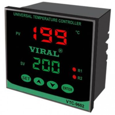 Temperature Controller VTC-9602 (Economy)