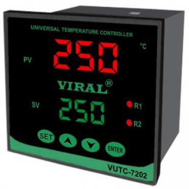 Universal Temperature Controller VUTC-7202/2