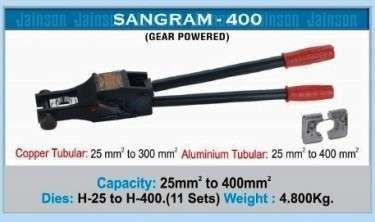 jainson crimping tool sangram 400 price in india. Black Bedroom Furniture Sets. Home Design Ideas
