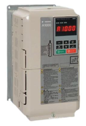 Yaskawa Vfd A1000 Ac Drive 0 75kw For Crane Control